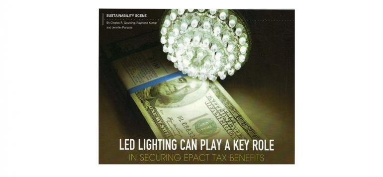 LED Lighting Can Play A Key Role In Securing EPAct Tax ...