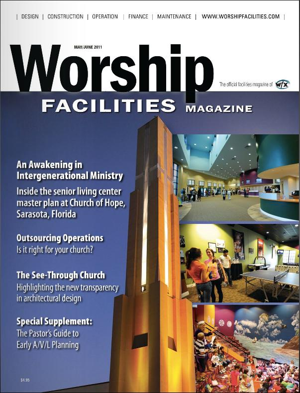 Proposed Energy Efficiency Tax Incentives for Worship Facilities
